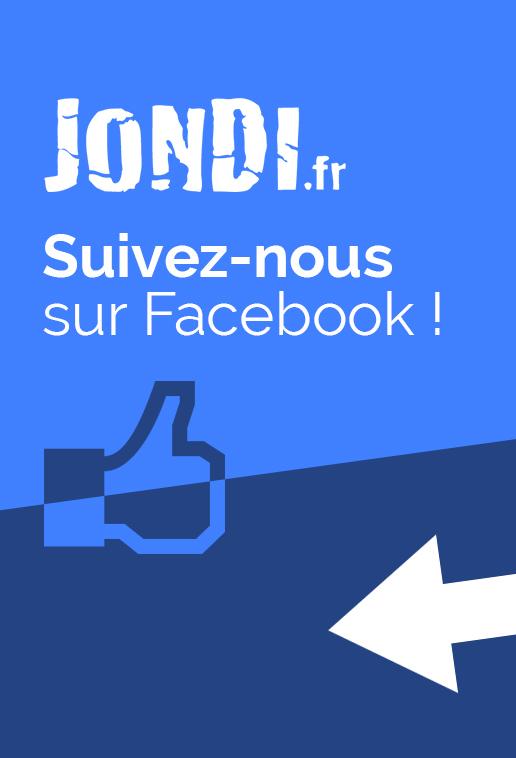 Jondi sur Facebook