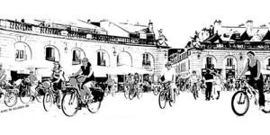 Balade à vélo – «Pour bien commencer l'année !»