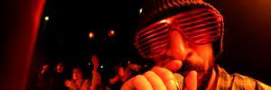Prise de Cirq' – concert de Captain Cumbia feat. El señor Barry