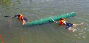 Course de canoë kayak – La déroute du rhum