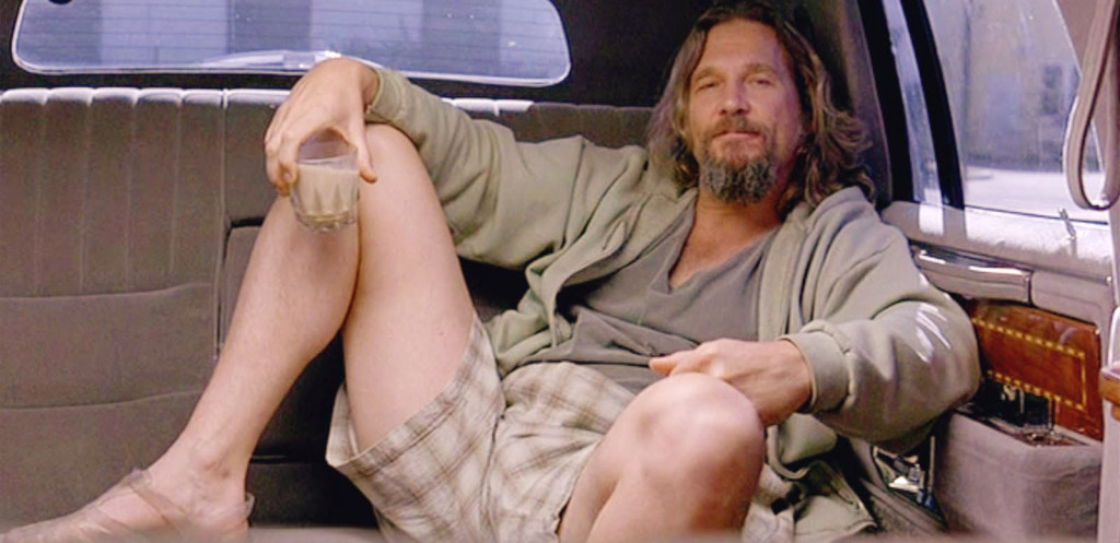 The Dude de The Big Lebowski des frères Cohen