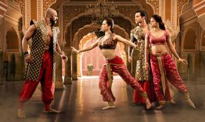 Spectacle – «Bharati 2 – dans le palais des illusions»