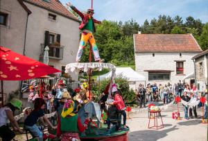 Reulle-Vergy –  «Artisanat et saveurs en fête» + «Grande fête de l'enfance»