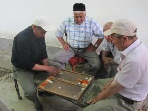 Jeux – Döner & Backgammon