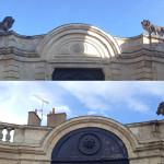 Dijon: pourquoi le lion de la rue Vauban disparaît