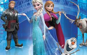 Spectacle – «Disney sur Glace – La Reine des Neiges»