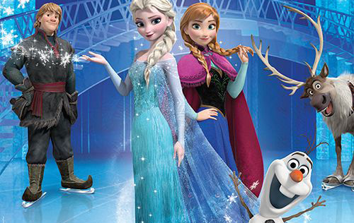 spectacle disney sur glace la reine des neiges - Disney La Reine Des Neiges