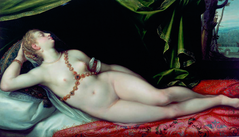 Femme-nue-endormie-Dirk-de-Quade-Van-Ravesteyn-mbaDijon