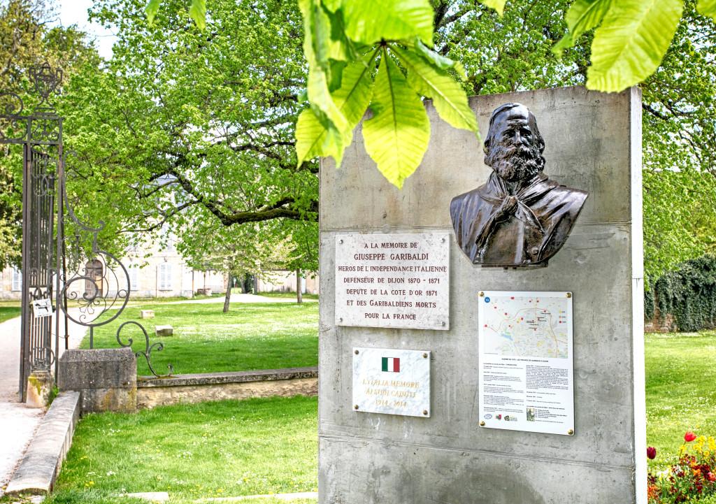 Garibaldi © Ville de Dijon