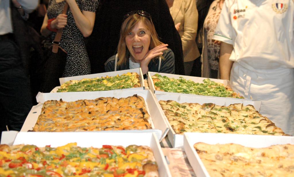 Francesca vous livre ses meilleurs plans pizza © Chiara Guidotti
