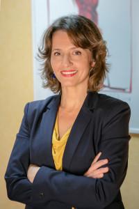 Sladana Zivkovic, adjointe au maire déléguée aux Relations internationales