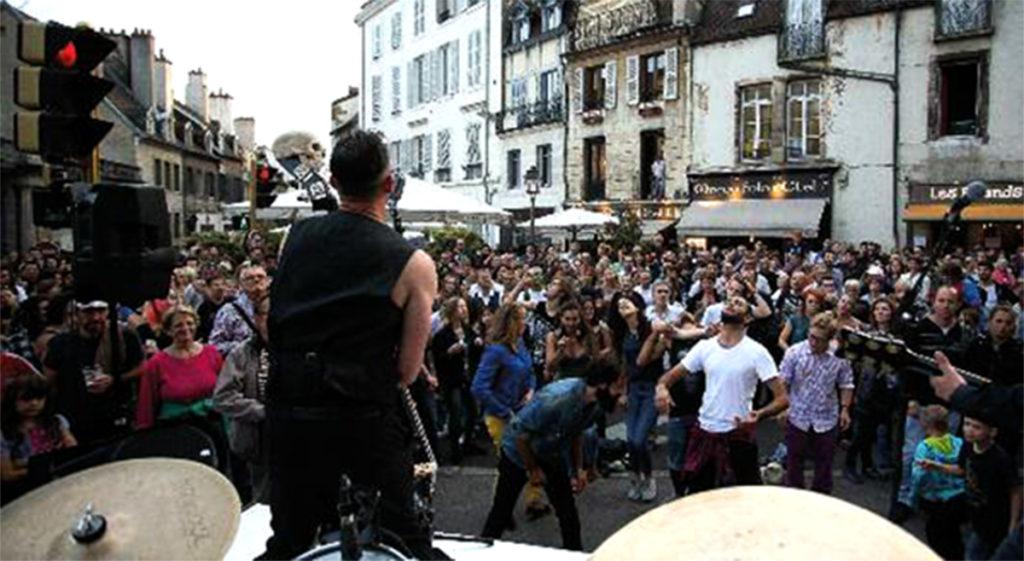 Fête de la Musique à Dijon © Ville de Dijon