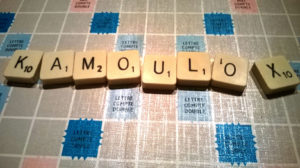 Tournoi de Scrabble de l'automne