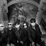 Scorpions en concert à Dijon
