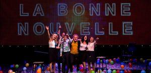 Théâtre : La Bonne Nouvelle