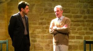 Spectacle – «Primo Levi et Ferdinando Camon…»