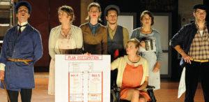 Théâtre : Tumultes (Une pièce française 1)