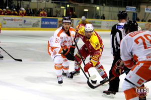 Hockey – Dijon vs Bordeaux