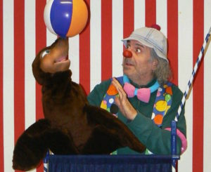 Spectacle – Drôle de cirque
