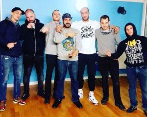 13 Dec' Crew #3 Melan + Sales Gosses+ Ked-Cro + KT Gorique + L'Amir'al