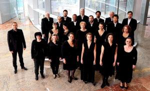 Concert du Choeur de l'Opéra de Dijon