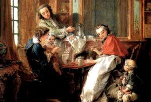 «Voltaire, Rousseau, Mozart, trois gars du quartier»