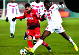 Football – DFCO vs Nancy