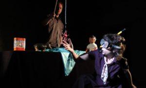 Projet théâtre d'objets – Les certitudes de Judith