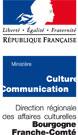 Logo DRAC BFC