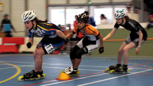 Championnats de France de roller course Indoor