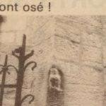 Il y a 33 ans, la chouette de Dijon était peinte en rose