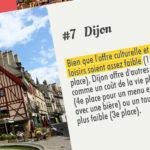 Pourquoi la France entière pense qu'on se fait chier à Dijon