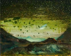 Exposition – La peinture en apnée
