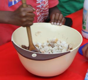 Chenôve – Atelier : « Cuisine santé et gourmande ! »