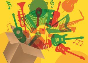 6e Brocante musicale de Dijon