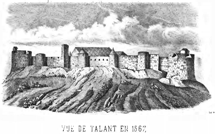 chateau-de-talant