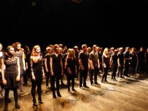 Concert – Chorale département musicologie