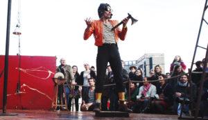 Prise de CirQ' – jour 6 – spectacles + concert