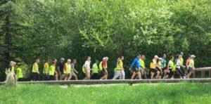 Marche audax – 150 km