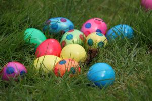 Itinéraires Singuliers – Chasse aux œufs !