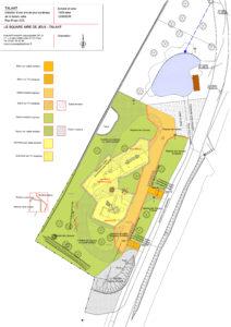 R:Jardins projets 2014Talant coulée verte 20143- Plan autoca