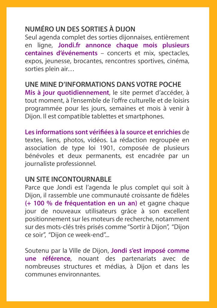Pour plus d informations, contactez-nous par mail   info jondi.fr. Nous  serons heureux de vous répondre. Si vous voulez garder cette plaquette, ... 9733e18b043b