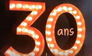 «A l'abordage!» Le Bistrot de la Scène fête ses 30 ans