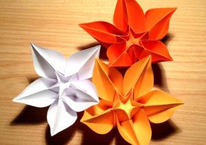 Atelier origami «Laissez les fleurs éclore…»