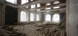 Les midis au musée – Visite du chantier
