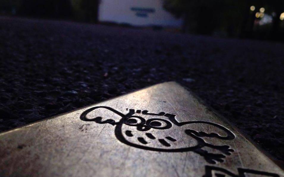 Bravo, vous entrez dans le parc de l'Arquebuse. C'est joli, hein! Par contre si vous cherchez la chouette vous pouvez faire demi-tour. Photo © BC - Jondi