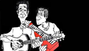Dîner-concert – Le temps d'une chanson