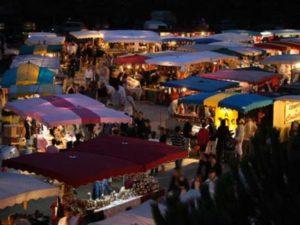 Petit marché de nuit