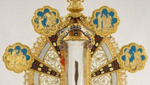 Visite – Le grand reliquaire de saint Bernard