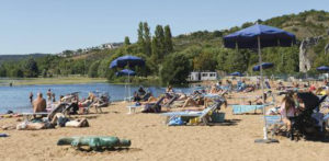 Dijon plage